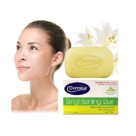 美國Dermisa 淡斑嫩白皂粉刺淨膚皂85g 一塊120 元