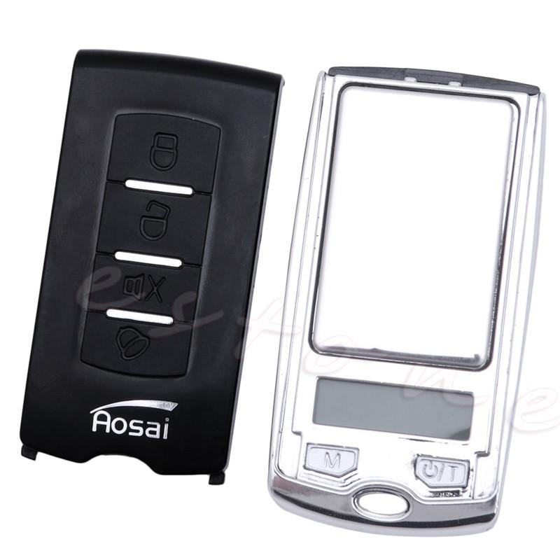 200g 0 01g 精准可攜式迷你口袋秤精密電子稱手機珠寶秤 電子秤
