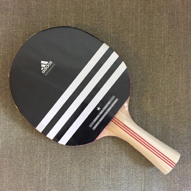 降 Adidas 刀版桌球拍