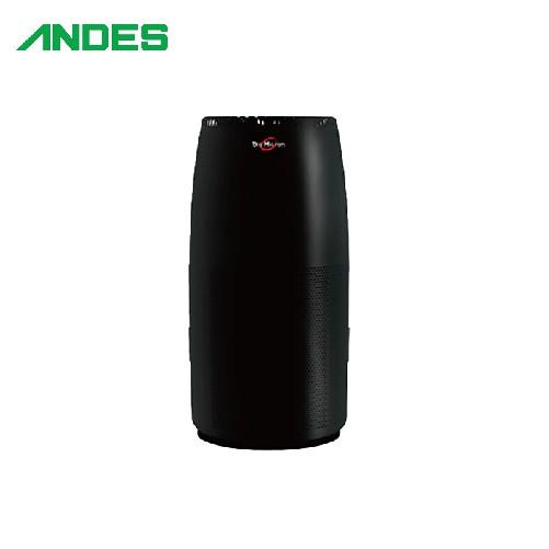 【日本製】ANDES BM-S781AT 光觸媒空氣清淨機 空氣清淨機 清淨機 黑 日本製