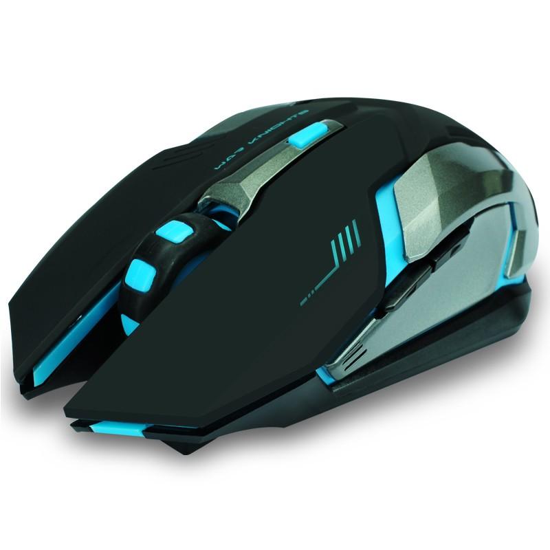 精亞自帶可充電無線鼠標筆記本靜音游戲大手鼠標再也無需換電池了