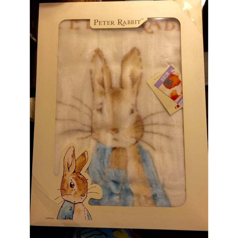 彼得兔幼兒抗菌毛毯
