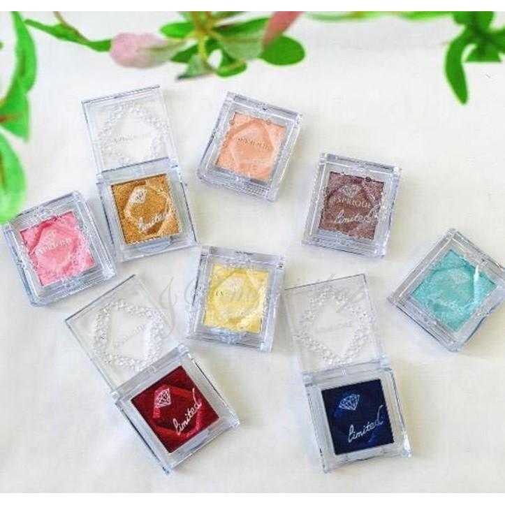 月中到貨✨ 2016 ESPRIQUE 11 16 限定8 色發售單色眼影眼妝幻粧魅光寶石