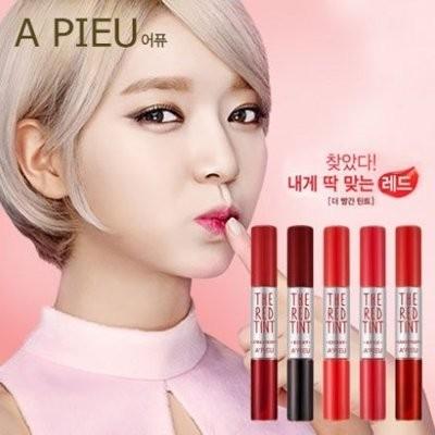 韓國Apieu 雙頭染色烈焰唇彩2 3g 2 4g 多款