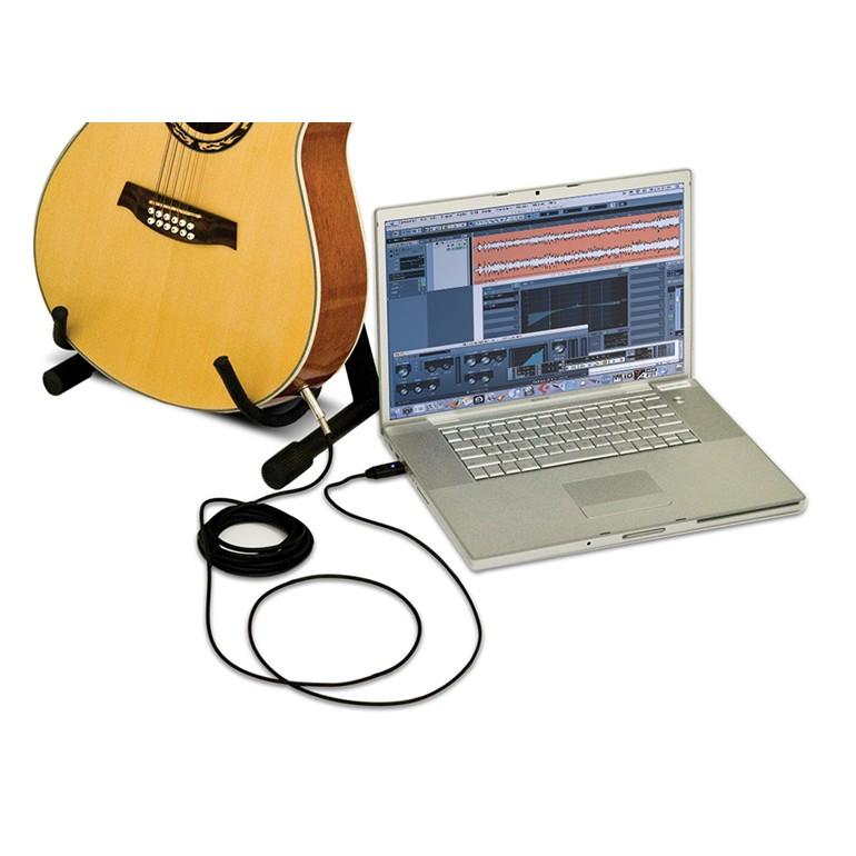 ~音響世界~Alesis Guiter Link 吉他6 3mm 轉USB 錄音線錄音介面