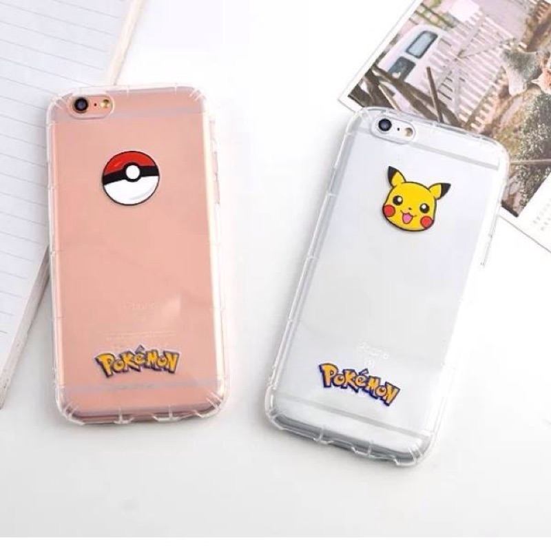 ~ ~pokemon 手機殼4 款款式任你挑選