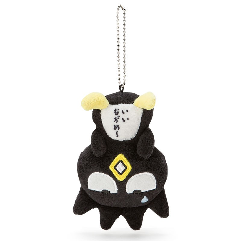 哇哈哈  酷企鵝倒吊人娃娃吊飾