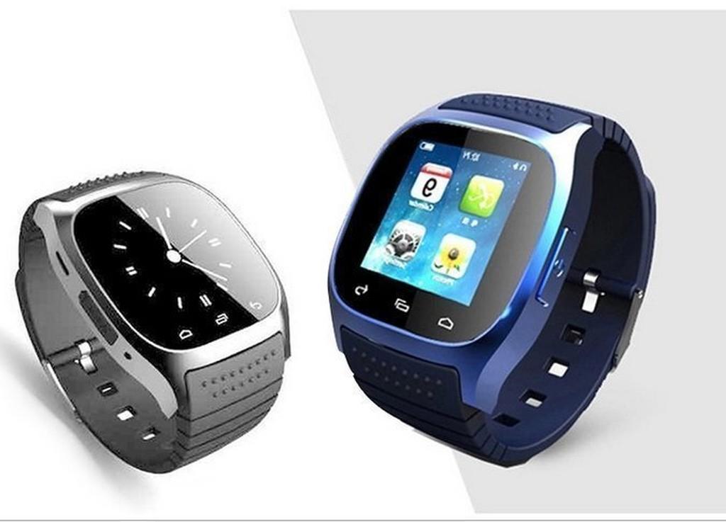 WATCH M26 多 智能手環手錶智能穿戴式藍牙手錶內建海拔計溫度計計步器等