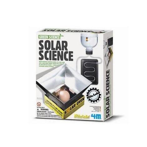 太陽能發電機烤箱Green Solar Science 自己動手製作一組小型的太陽能集熱器