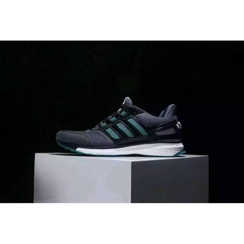 Adidas Energy boost 爆米花3 代休閒 跑鞋男款