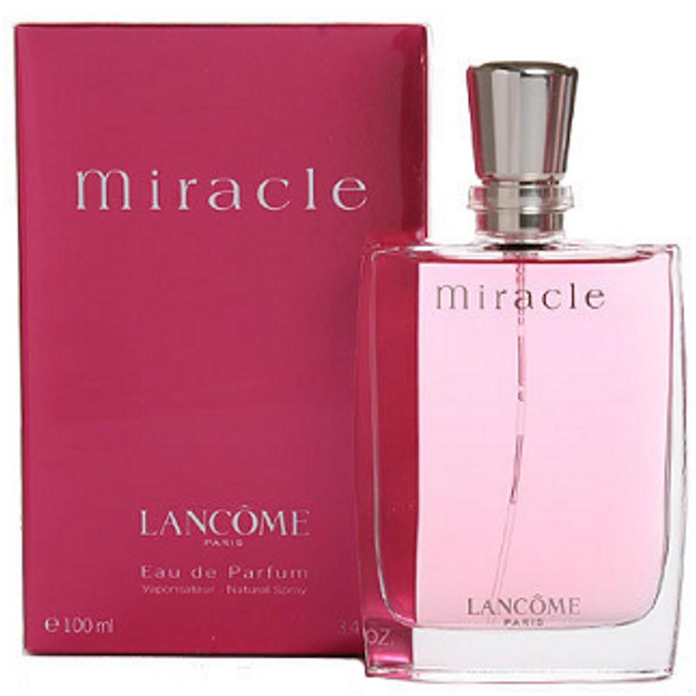 奧創美妝LANCOME Miracle 蘭蔻真愛奇蹟女性淡香精50ML 100ML
