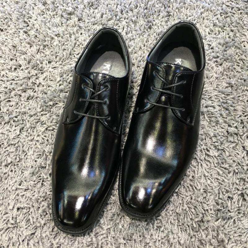 ❤️小尖頭素面軟皮皮鞋男士皮鞋西裝正裝可穿 1280 元 980 元