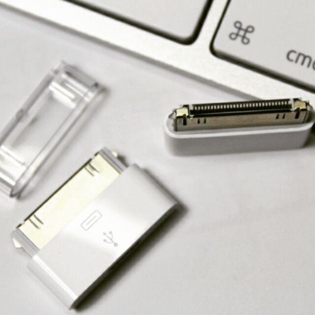 ~免 ~APPLE Micro USB 轉接頭轉接器iphone 4S IPAD3 ipo