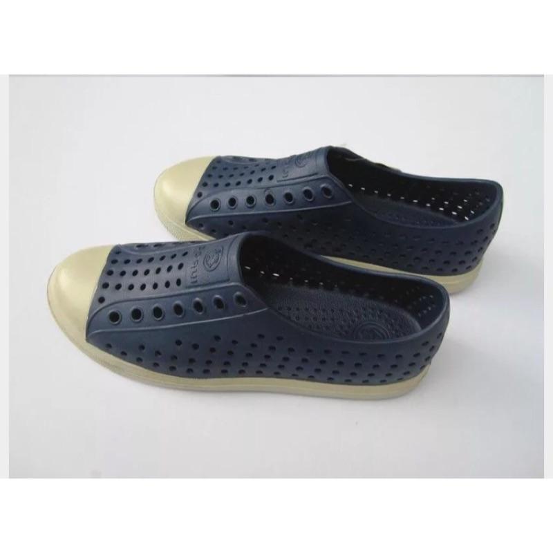 COQUI 防水洞洞鞋情侶鞋似Native Jefferson
