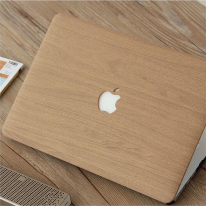 [Dorara ]MacBookair 保護殼11 13 吋蘋果筆記型電腦木紋外殼12 吋