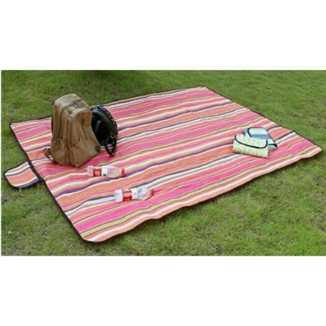 手提摺疊防潮野餐墊尺寸150x200