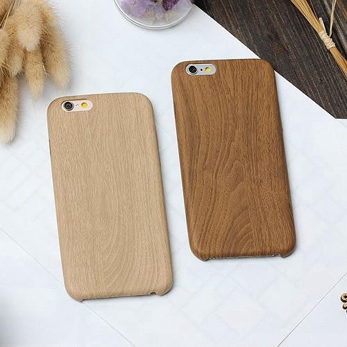 原木色手機殼、實木紋理、 TPU 軟殼、優雅木紋 I Phone I5 5S 、I6 6S