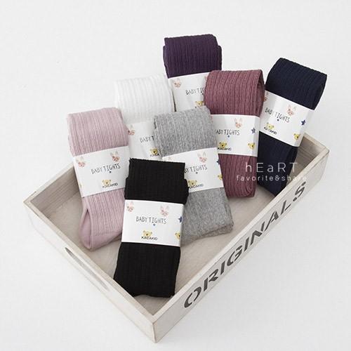 ~ ~韓國純色緹花全包褲襪童襪褲襪單色襪子 顏色:酒紅色紫色白色灰色粉色