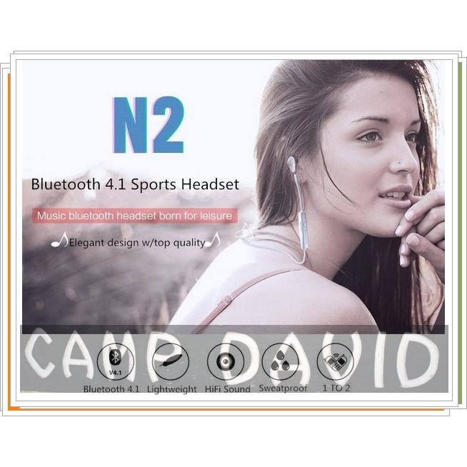 ~大衛營~Bluedio 藍弦N2 藍芽耳機中英文聲控接聽降噪技術防汗 型藍芽v4 1 立