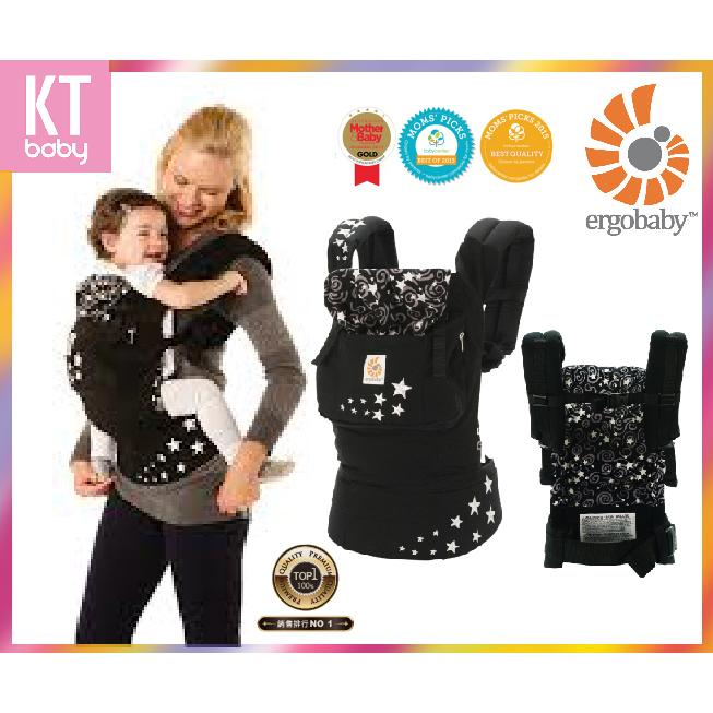 KTbaby ~ ERGOBABY 美國品牌原創有機棉嬰兒背帶雙肩背巾彌月禮 原單
