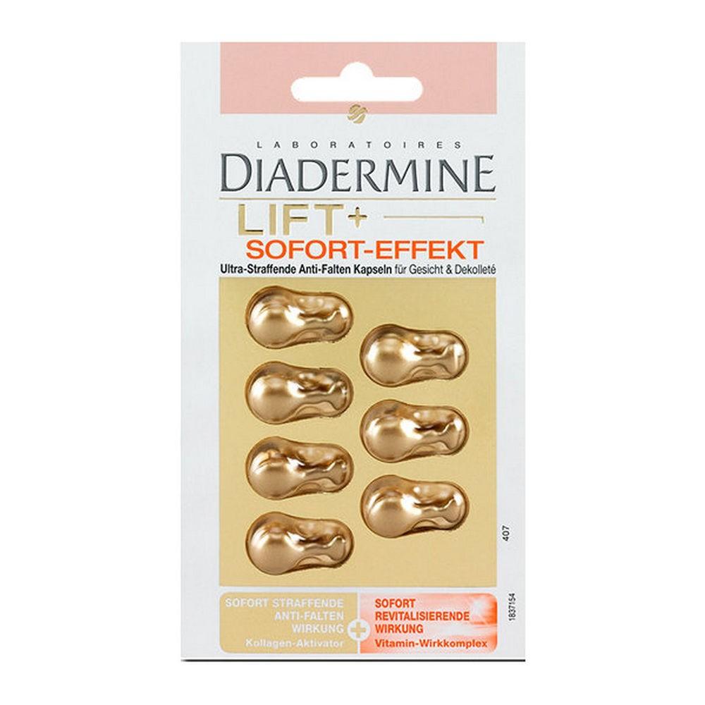 ┃德國DIADERMINE (黛爾德美)膠原蛋白速效緊致臉部精華素膠囊7 粒