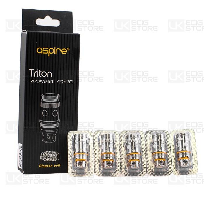 凡賽斯正品ASPIRE Triton2 法螺2 Clapton 0 5ohm 成品芯每組五