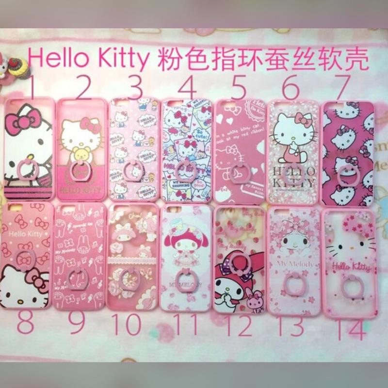 I phone6 6s 6plus 6s plus 凱蒂貓Hello kitty 美樂蒂M