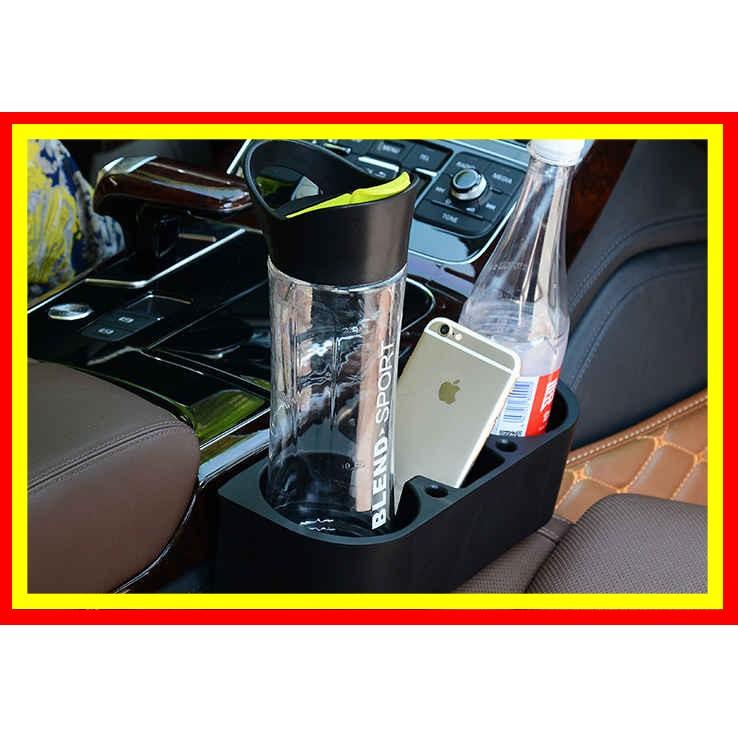 汽車椅縫置物杯架車用飲料架手機架收納盒收納架置物架手機支架 導航儀立架支架餐桌