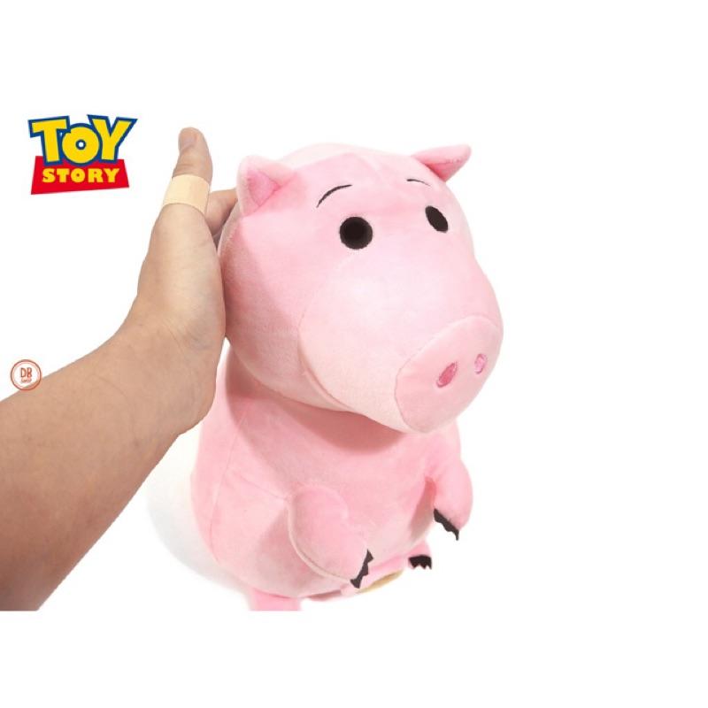~杜比~破盤 火腿豬火腿豬抱枕玩具總動員迪士尼娃娃絨毛玩具costco