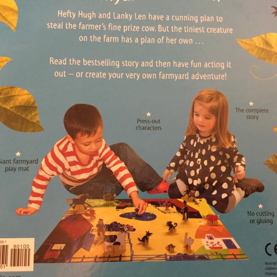 What the Ladybird Heard Read and Play Farmyar
