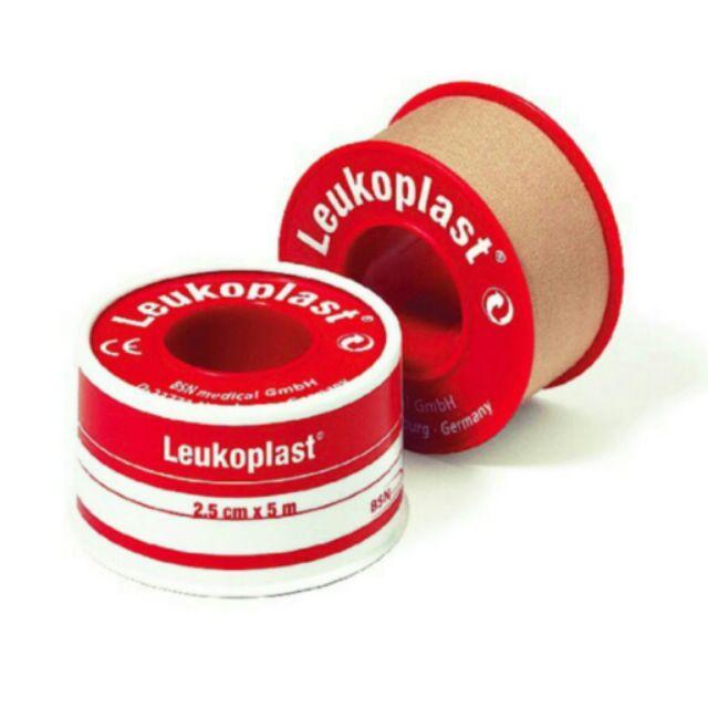 德國Leukoplast 防水透氣膠布2 5 cm x4 6 m