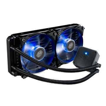 ~自由3C~聊聊好談價Cooler Master Seidon 240P 海魔水冷散熱器