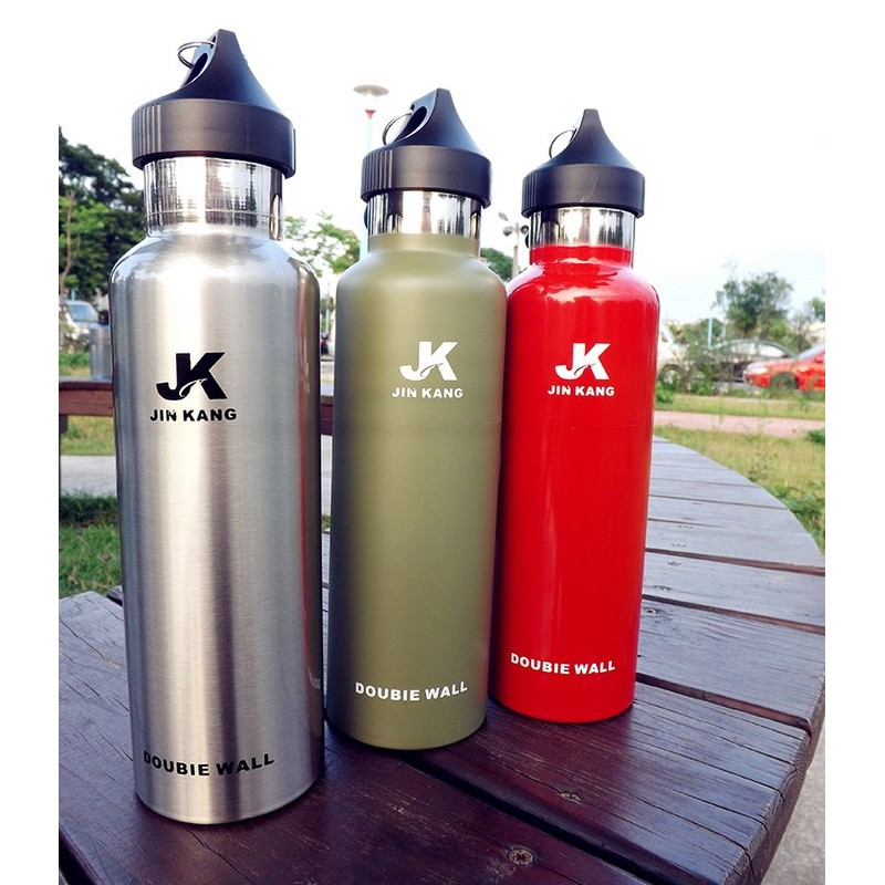保溫瓶~KCW030 ~不鏽鋼戶外 壺600ml 超真空12hr 保溫杯水瓶瓶子水壺隨手杯