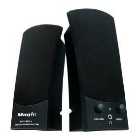 ~迪特軍3C ~SK668 2 0 聲道USB 喇叭◆Magic 2 0 聲道USB 多媒