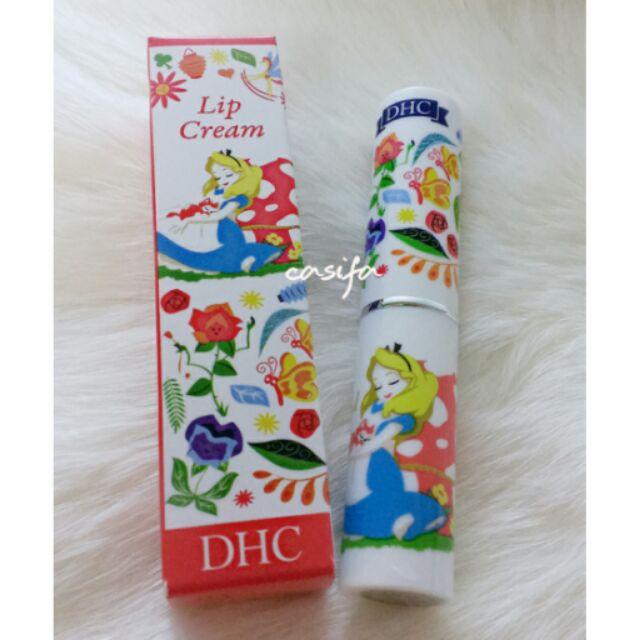 ❤ 美妝DHC 迪士尼愛麗絲Alice 純欖保溼護唇膏