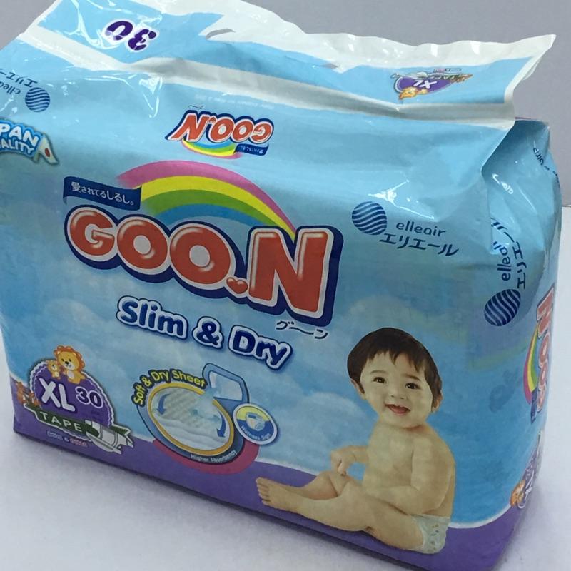 大王紙尿褲XL30 片(黏貼型、國際版), 12 20 公斤,保存期限2020 10