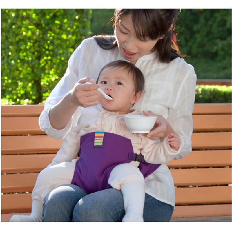 曈曈Baby 餐椅安全固定帶兒童寶寶就餐腰帶吃飯圍兜多用嬰兒便攜式椅子護帶