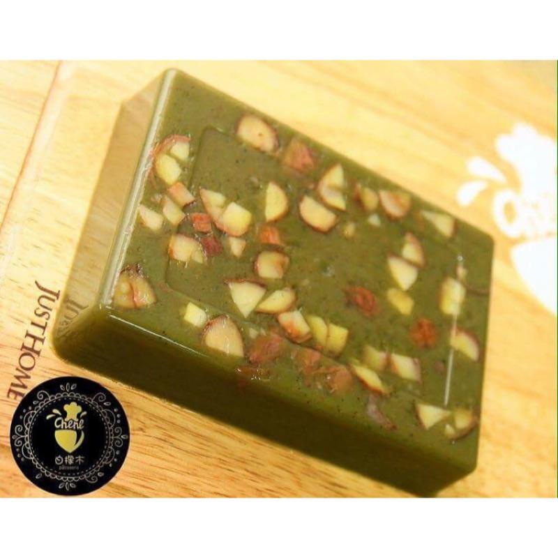 白橡木法國 甜點褐鑽抹茶磚