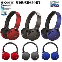 SONY MDR XB650BT 附發票贈 收納袋重低音藍牙耳罩式耳機