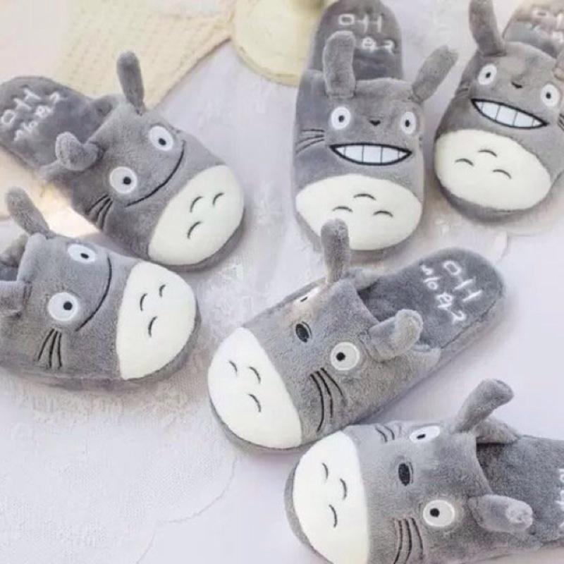 龍貓拖鞋龍貓室內拖鞋無開口