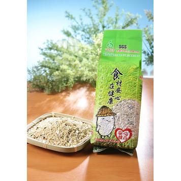 ~安心糧品~養生十穀米1kg