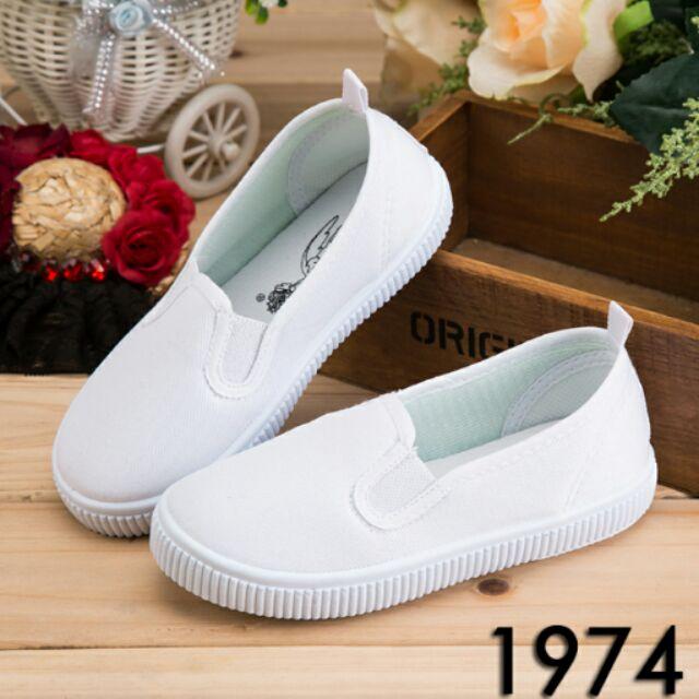 兒童帆布鞋白布鞋幼兒園鞋學生鞋寶寶室內鞋小白布鞋女童男童包郵