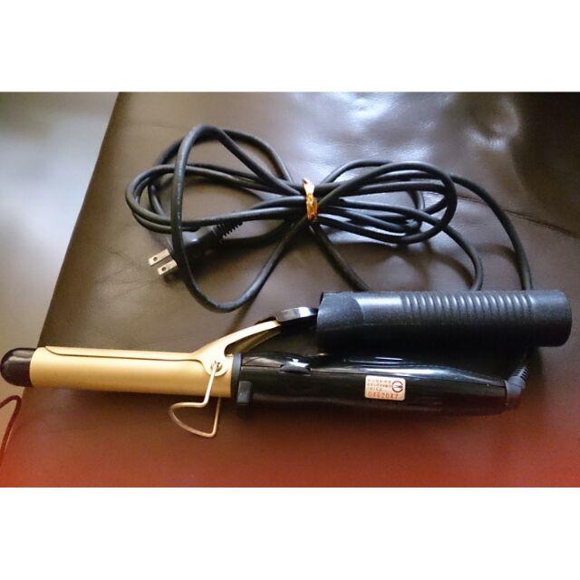 (暫時暫停販售)CONAIR PRO 康尼爾職業款AT 美神金色負離子陶瓷電棒電捲棒25m