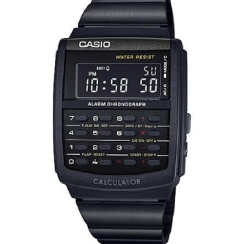 CASIO 卡西歐計算機手錶世界時間碼錶倒數計時鬧鈴  貨