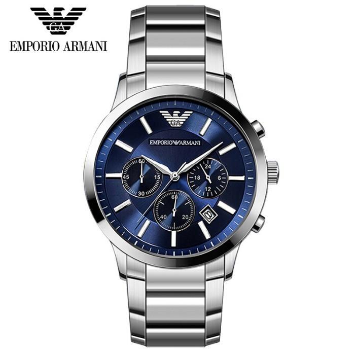 ARMANI 阿瑪尼正品男錶休閒商務手錶男簡約皮帶石英錶腕錶鋼帶手錶情侶錶學生錶防水錶潛水