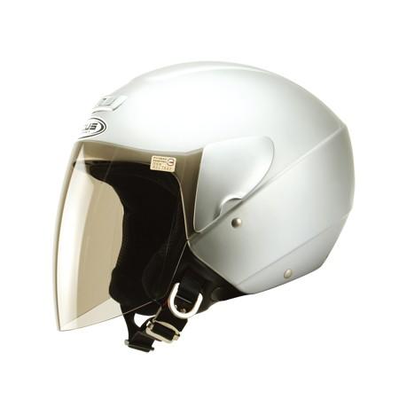 ZEUS ZA 202D 白銀~內裡透氣性及拆裝方法特殊,榮獲多項專利