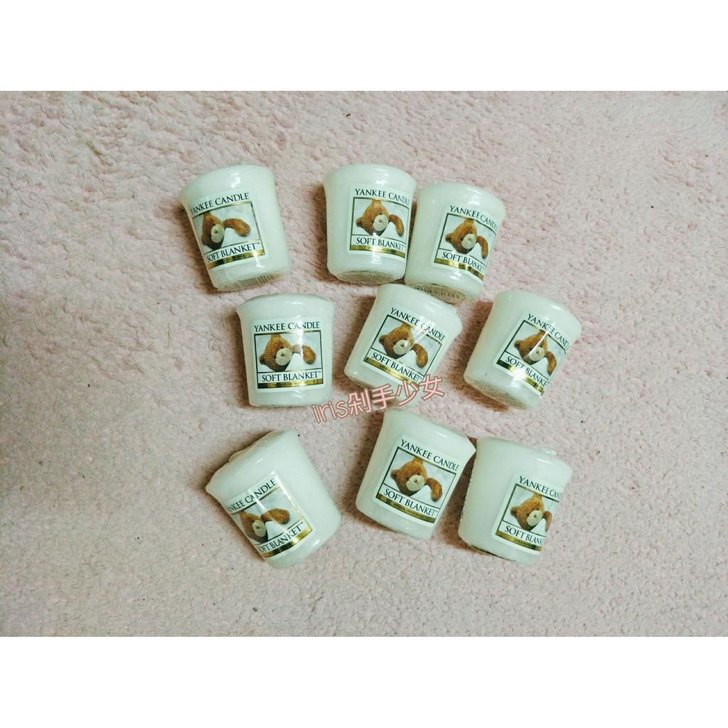 寄出Yankee candle EXO 邊伯賢同款Soft Blanket 熊寶寶香味香氛