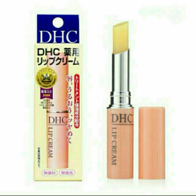 DHC 純欖護唇膏高保濕款抗UV 款限定款架上數量 數量