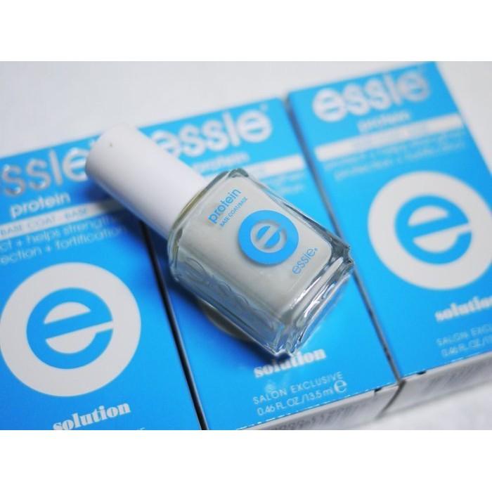 ESSIE 滋潤蛋白底層油protein (base coat )