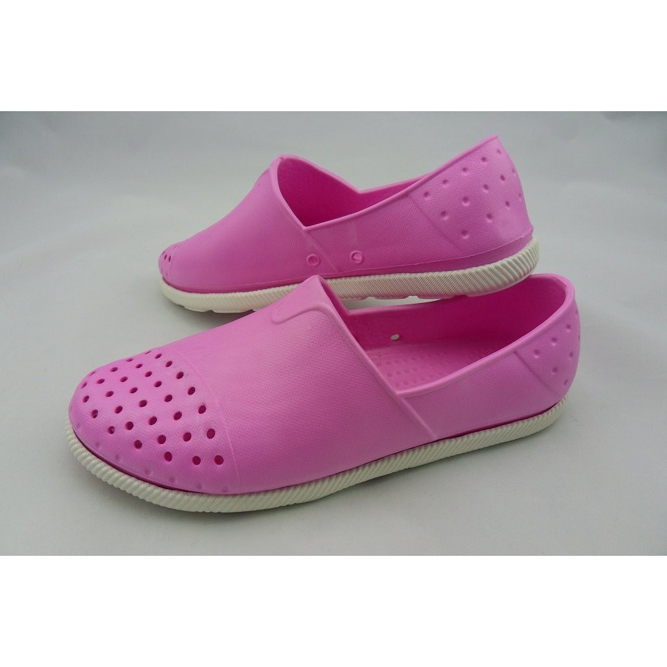 家樂福女款EVA 懶人晴雨水手鞋帆船鞋涼鞋native VERONA 同款HOWARD V